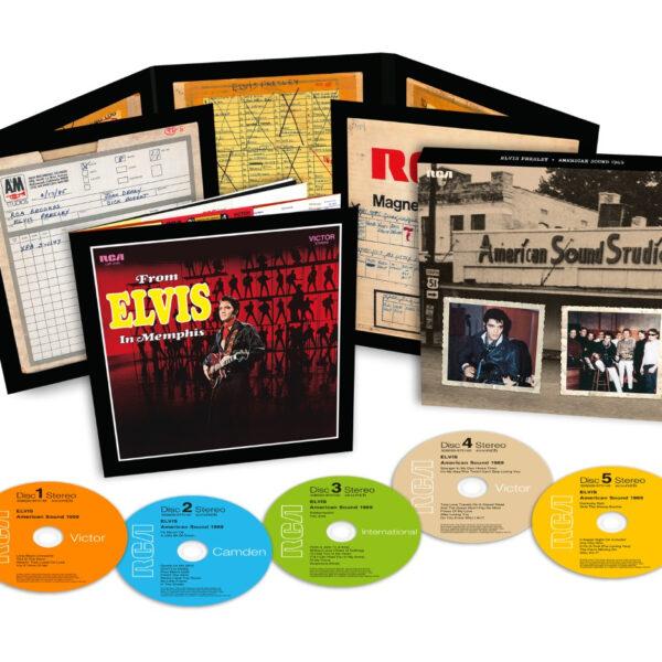 American Sound 5CD Boxset-70182