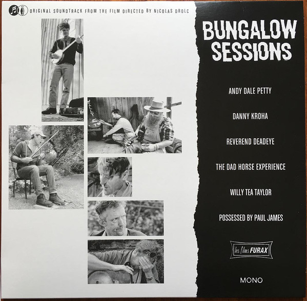 Bungalow Sessions - Original Soundtrack from the Directed by Nicolas Drolc-0