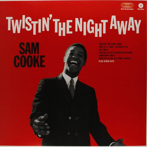 Twistin` The Night Away + 2 Bonus (180 gram)-0