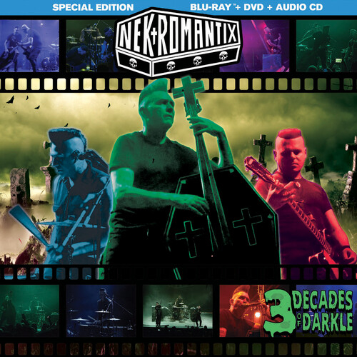 3 Decades Of Darkle (BLURAY/ CD/ DVD, Limited edition boxset)-0