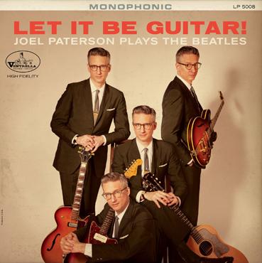 Let It Be Guitar! Joel Paterson Plays The Beatles-0