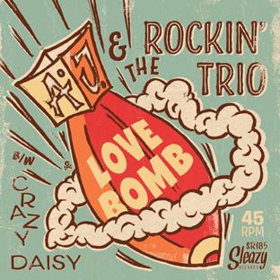 Love Bomb / Crazy Daisy-0