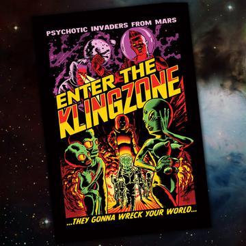 Enter The Klingzone EP (Orange)-0
