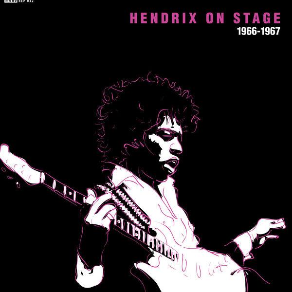 Hendrix On Stage 1966-1967 EP-0