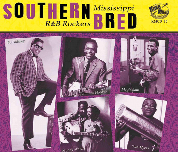 Southern Bred – Mississippi R&B Rockers Vol. 3-0