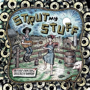 Strut My Stuff - Obscure Country & Hillbilly Boppers! (Ltd, Green vinyl)-0