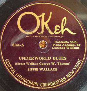 Underworld Blues / Caldonia Blues-0