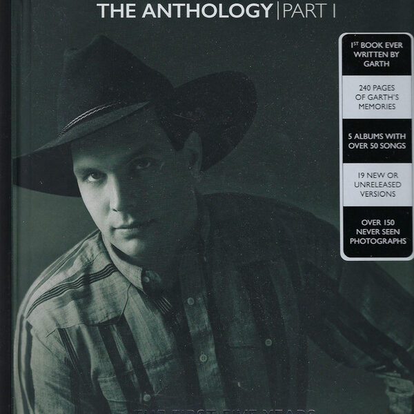 The Anthology Part 1: The First Five Years 5CD + BOOK-0
