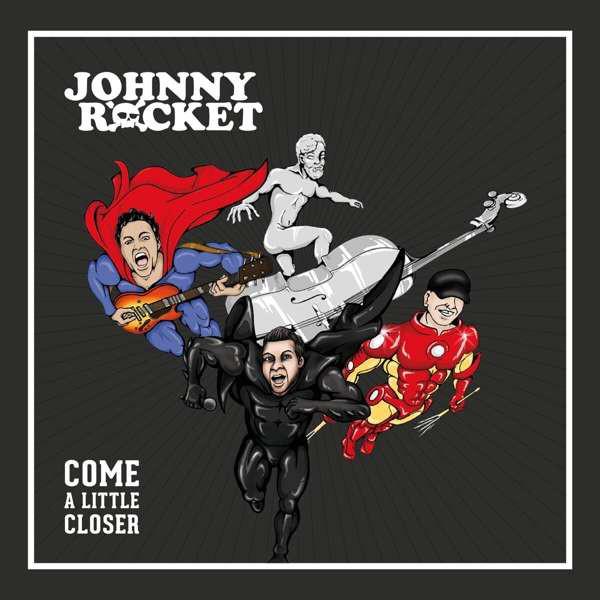 Come A Little Closer LP+ CD-0