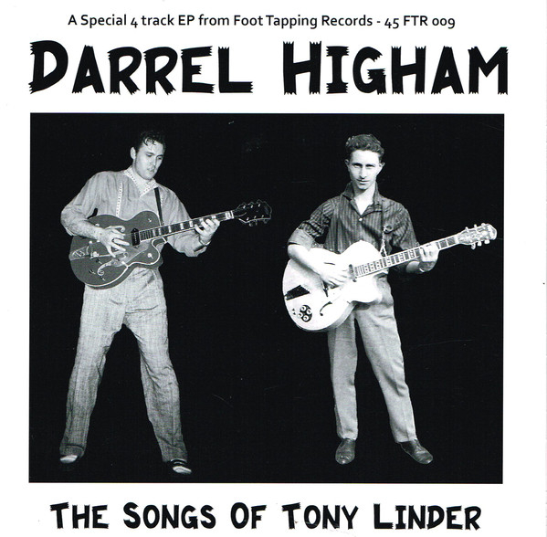 The Songs Of Tony Linder EP-0