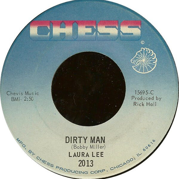 Dirty Man / It's Mighty Hard -0