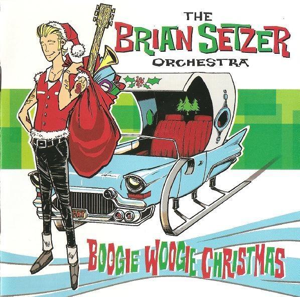Boogie Woogie Christmas (Ltd, Green)-0