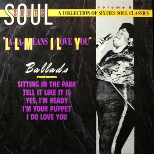Soul Shots Vol. 5 (La-La Means I Love You - Soul Ballads)-0