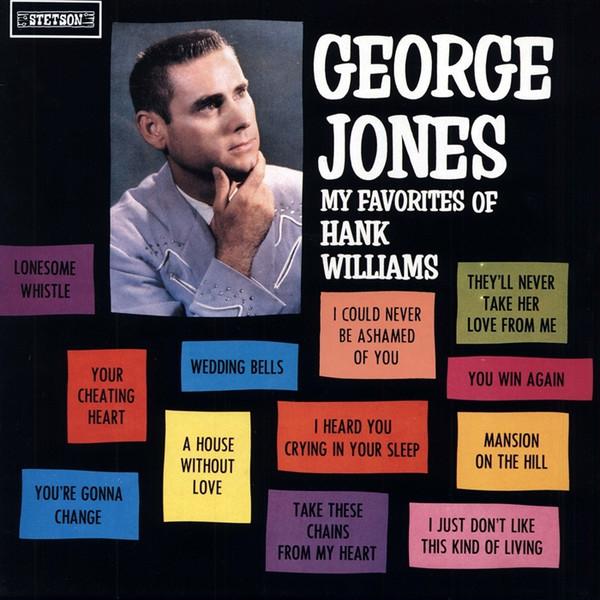 My Favorites Of Hank Williams-0