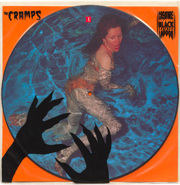 """Creature From The Black Leather Lagoon 12""""EP (Picture Disc)-0"""