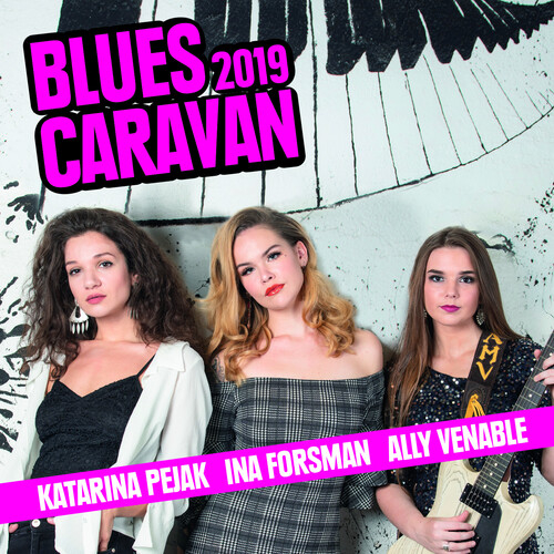 Blues Caravan 2019 (CD+DVD)-0
