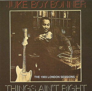 Things Ain't Right (The 1969 London Sessions) -0