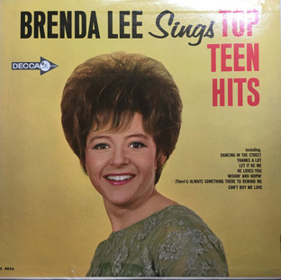 Brenda Lee Sings Top Teen Hits-0
