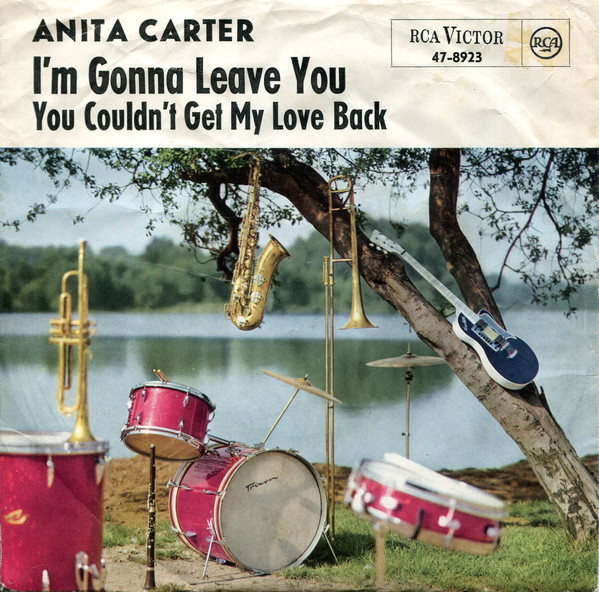 I'm Gonna Leave You / You Couldn't Get My Love Back-0