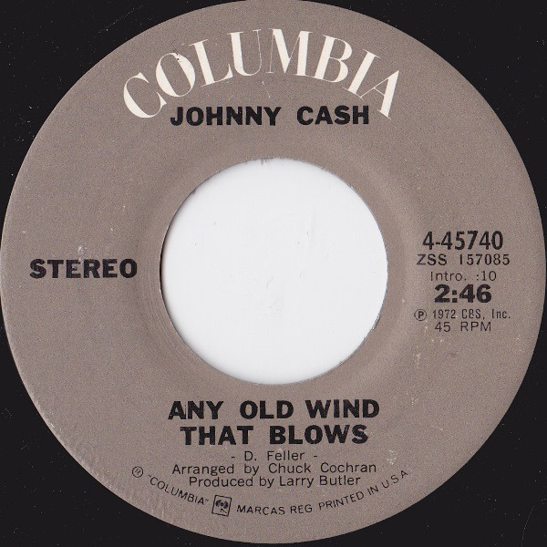 Any Old Wind That Blows / Kentucky Straight-0