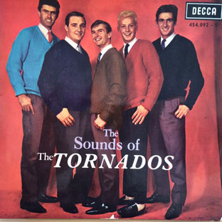 The Sounds Of The Tornados EP-0