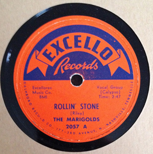 Rollin' Stone / Why Don't You-0