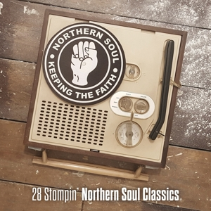Keeping The Faith - 28 Stompin' Northern Soul Classics (2LP)-0