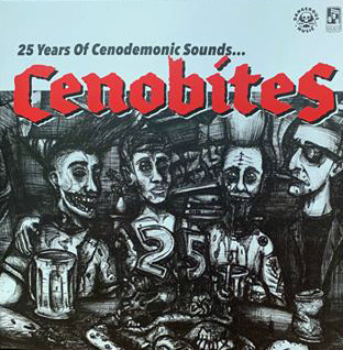 25 Years Of Cenodemonic Sounds... (Limited Red vinyl)-0
