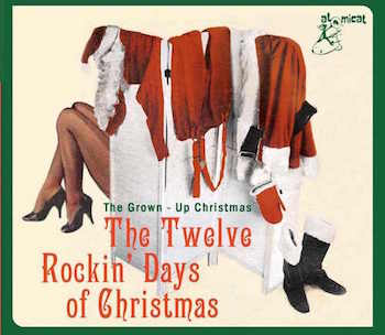 Twelve Rockin' Days Of Christmas-0