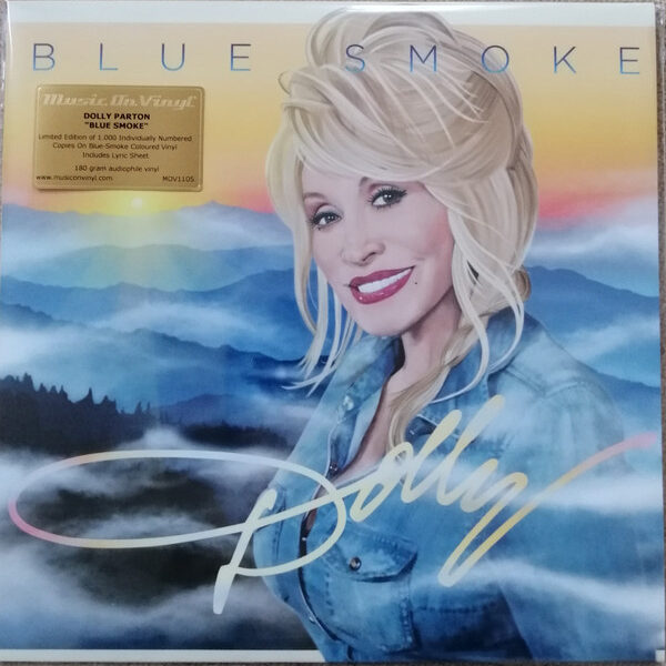 Blue Smoke (Ltd, Bluesmoke Vinyl 180 g, numbered)-0