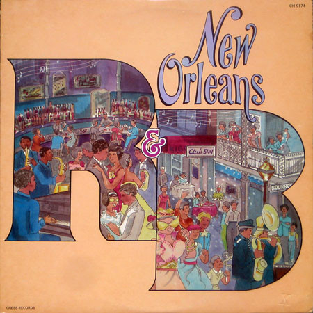 Best Of New Orleans R & B -0
