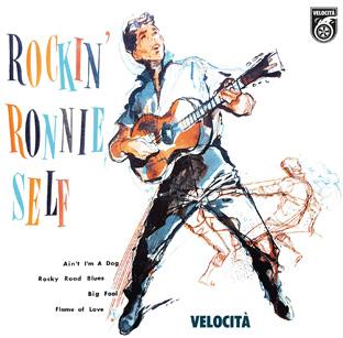 Rockin' Ronnie Self EP-0