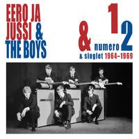 Numero 1 & Numero 2 + singlet 1964-1969 (3CD)-0