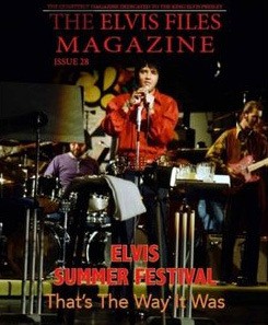 Elvis Files Magazine Issue 28 (September 2019)-0