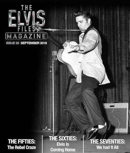 Elvis Files Magazine Issue 25 (September 2018)-0