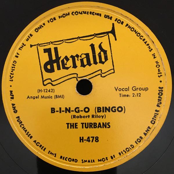 B-I-N-G-O (Bingo) / I'm Nobody's-0