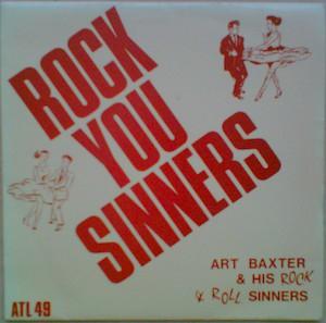 Rock You Sinners EP-0