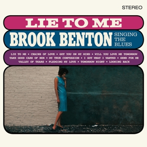 Lie To Me: Brook Benton Singing the Blues (180 gram)-0