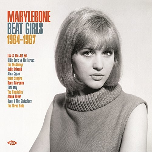 Marylebone Beat Girls 1964-1967 -0