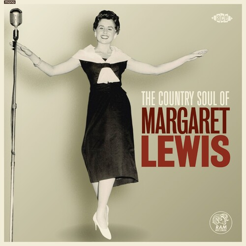 Country Soul Of Margaret Lewis EP-0