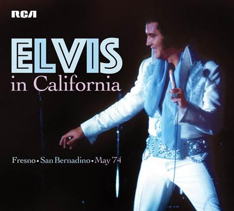 Elvis In California 2CD-0