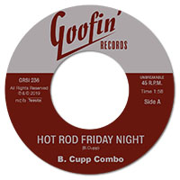 Hot Rod Friday Night / Go, Come Back-0