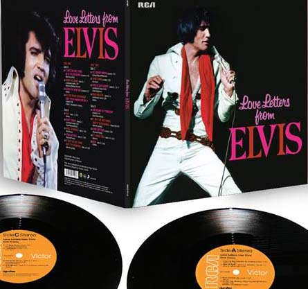 Love Letters From Elvis 2LP (180 gram, Ltd edition)-0