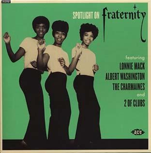 Spotlight On Fraternity EP-0