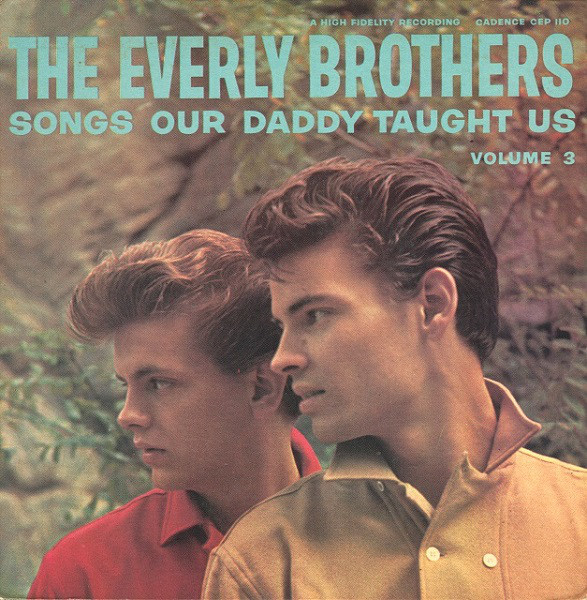 Songs Our Daddy Taught Us Volume 3 EP-0
