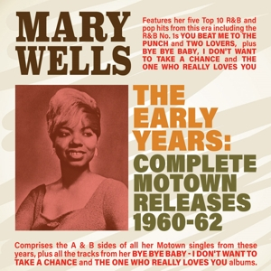 Early Years: Complete Motown Releases 1960-62 -0