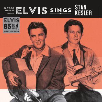 Sings Stan Kesler EP (Clear yellow vinyl)-0
