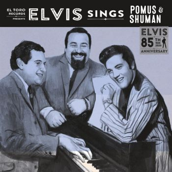 Sings Pomus & Shuman EP (Clear vinyl)-71636