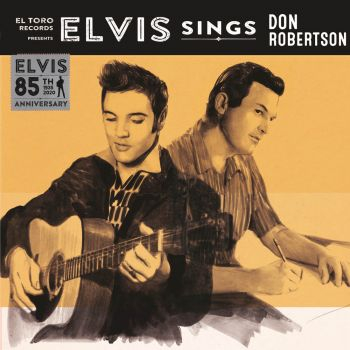 Sings Don Robertson EP (Clear red vinyl)-0