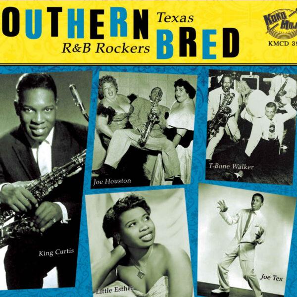 Southern Bred – Texas R&B Rockers Vol. 6 -0